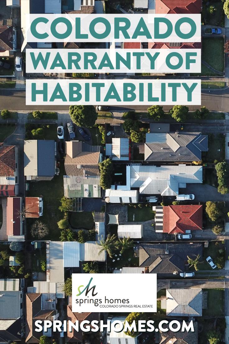 Colorado Warranty of Habitability
